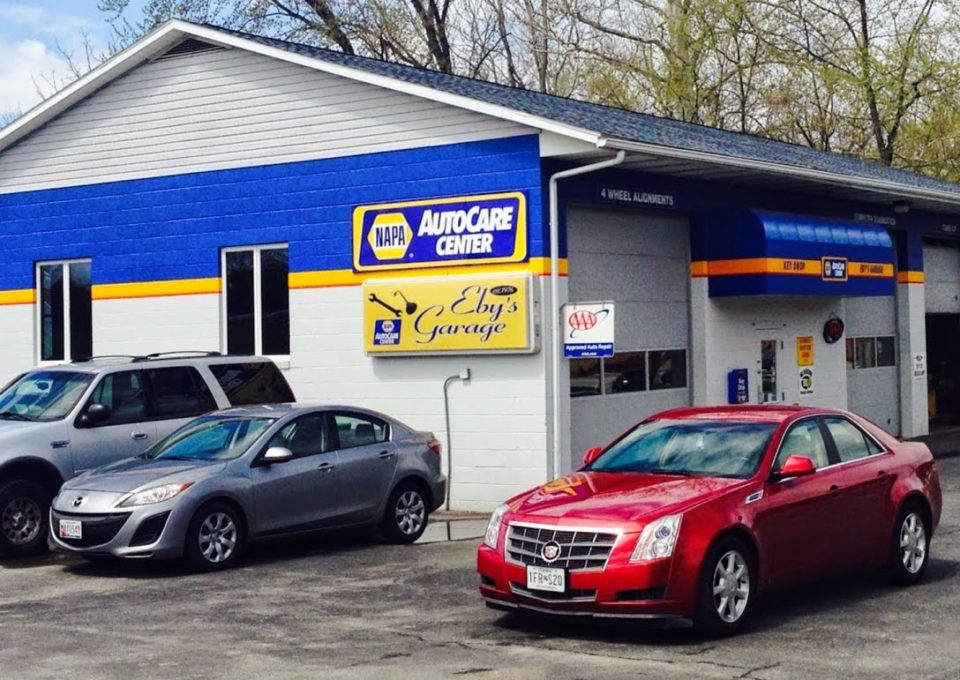 Boonsboro auto repair 21713 eby 39 s garage 301 432 5130 for Garage md auto